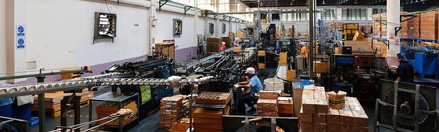 Responsabilidades del área de producción en la industria maquiladora